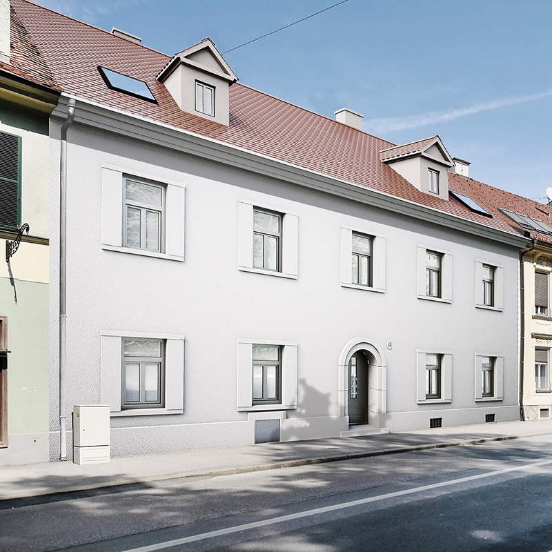 8010 Graz, Wickenburggasse 18