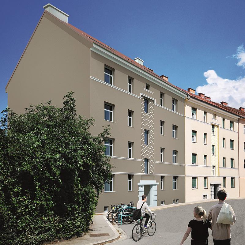 8020 Graz, Fichtestrasse 65