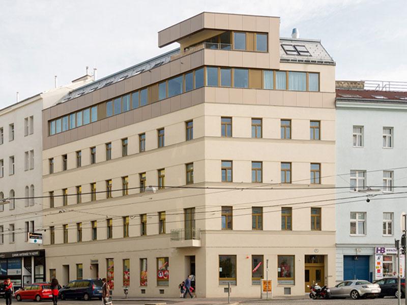 1100 Wien, Gellertplatz 4