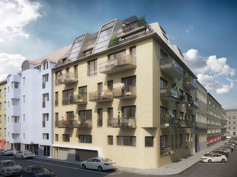 1190 Wien, Weinberggasse 11