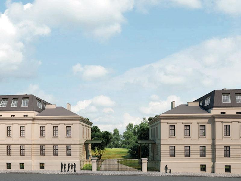 1140 Wien, Residenz Montleart 1 u. 1A