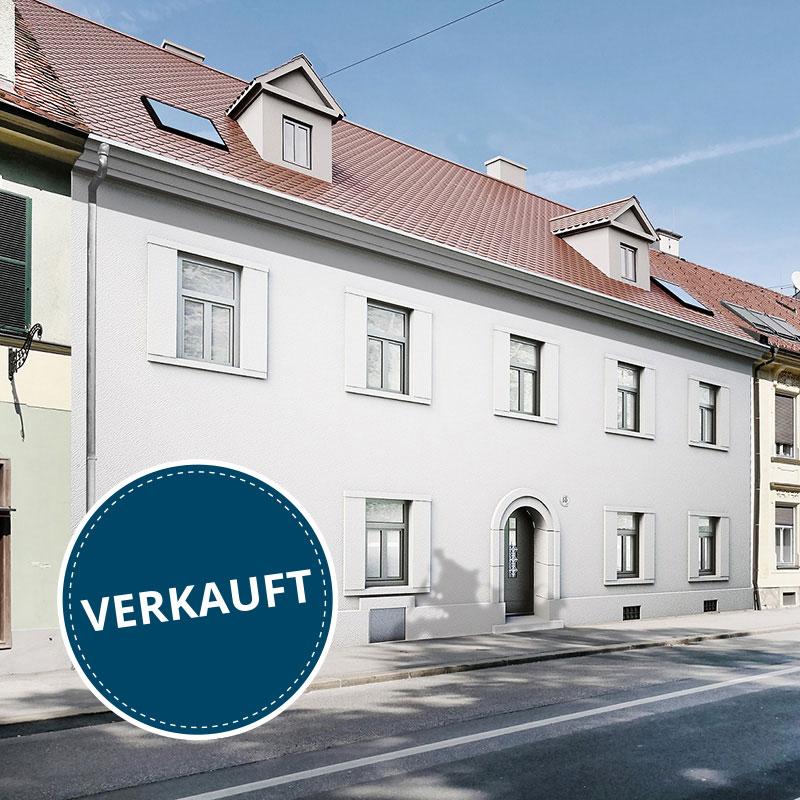8020 Graz, Wickenburggasse 18 - verkauft